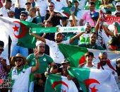 شاهد.. توافد جماهير الجزائر على القاهرة لحضور مباراة نيجيريا