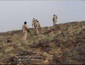 الجيش اليمنى يحقق انتصارات على مليشيا الحوثى فى محافظة البيضاء