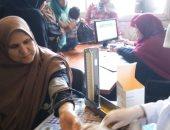 محافظ دمياط: إقبال السيدات على إجراء الفحوصات الطبية ضمن مبادرة دعم صحة المرأة