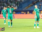 ملخص وأهداف مباراة كوت ديفوار ضد الجزائر فى أمم أفريقيا