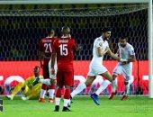 صور..  تونس ضد مدغشقر.. ساسى يمنح نسور قرطاج التقدم فى الدقيقة 53