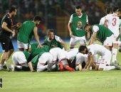 """مدغشقر ضد تونس.. يوسف المساكنى يحرز الهدف الثانى لنسور قرطاج """"فيديو"""""""