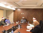 اللجنة العليا للمصالحات الثأرية بالأزهر الشريف ترفع تقاريرها للإمام الأكبر