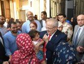 رئيس جامعة القاهرة: لن نهدأ حتى ننتهى من أكبر عملية لتطوير قصر العينى