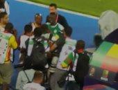 شاهد بعيون سوبر كورة رد الجميل من مانى للجماهير المصرية بعد تأهل السنغال