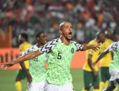 صاحب هدف فوز نيجيريا: مصر رائعة وإذا استمروا في دعمنا سنتوج باللقب