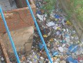 شكوى من انتشار القمامة والأوبئة  بشارع إدريس بالمندرة البحرية بالأسكندرية