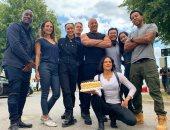 أبطال Fast & Furious 9 يحتفلون بعيد ميلاد ميشيل رودريجيز