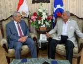 سفير الجزائر بالقاهرة: نشيد بالنجاح الباهر لمصر فى تنظيم كان 2019