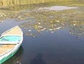 الموت البطيئ.. شكوى من تلوث مياه جزيرة العبل بمحافظة قنا