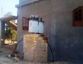 """محافظ الشرقية يستجيب لأهالى """"منشية السيد نمر"""" بمحول كهرباء وصيانه خطوط المياه"""