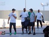 استعدادات نيجيريا لنصف نهائى كأس الأمم الأفريقية أمام الجزائر