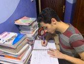 الأول على الجمهورية فى الثانوية العامة بالمنوفية: قدوتى أحمد زويل