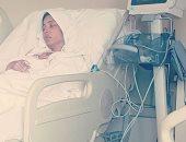 """انتكاسة صحية تُدخل الممثلة البحرينية """"صابرين بورشيد"""" العناية المركزة"""