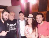 """لطيفة تتعاون مع الملحن محمود أنور فى أغنية """"مابكرهوش"""" فى ألبومها الجديد"""