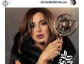 لماذا حذفت أنغام رسالتها العاطفية لزوجها أحمد إبراهيم؟