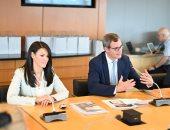 وزيرة السياحة تشارك في جلسة نقاشية تنظمها مؤسسة التمويل الدولية مع ممثلى البنك الدولى