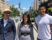 الدكتورة رانيا المشاط تلتقى مؤسس شركة Beautiful Destinations