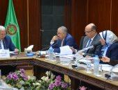 محافظ الدقهليه في اجتماع مجلس إدارة شباب الخريجين : نشجع الاستثمار التشاركي
