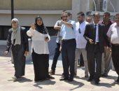 صور ... رئيس جامعة القناة: نستعد لإفتتاح منشآت جديدة وخطة تطوير بكليات الجامعة