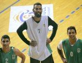 صور.. قصار القامة فى سلة العمالقة.. أقصر لاعبى السلة فى مصر