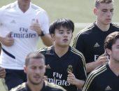 ميسي اليايان يقترب من حجز مقعده بالفريق الأول مع ريال مدريد