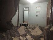 صور.. تضرر عددا من المنازل جراء زلزال بقوة 7.3 درجة ضرب شرق إندونيسيا