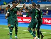 نيجيريا تتعادل مع الجزائر بضربة جزاء من حُكم الفار فى الدقيقة  72 دقيقة