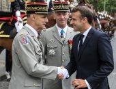 """فرنسا تحتفل بـ """"يوم الباستيل"""" تحت شعار التعاون العسكرى الأوروبى"""