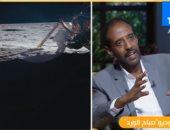 """تعرف على السبب الحقيقى لـ""""رفرفة"""" علم الولايات المتحدة فوق القمر..فيديو"""