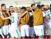 قديورة: ندرك ما يحدث فى الجزائر وسنحاول الفوز لإسعاد شعبنا