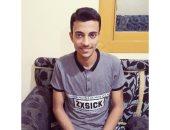 صور.. أحمد الأول أزهرى: والدى بشرنى فى المنام بحصولى على المركز الأول