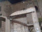 تأخر أعمال إنشاء كوبرى مشاة الغورية لمدة 7 سنوات بالقاهرة