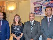 نائب محافظ الإسكندرية يشهد حفل التسليم لنادى روتارى غرب