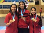 """مصر الأولى أفريقيا بعد حصد 23 ميدالية فى البطولة 18 للكاراتيه فى """"بتسوانا"""""""
