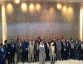 أعضاء البرلمان الليبى يدعون لعقد جلسة لتشكيل حكومة وحدة ووضع خارطة للحل