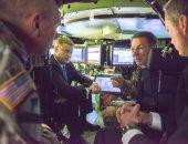 الجيش الأمريكى يستعين بمركبات قتالية روبوتية بحلول 2020