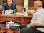 محافظ كفر الشيخ: الشركة المصرية للرمال تجهز 20 منزلا بقرية الشهابية
