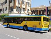 """""""النقل العام"""" تكشف موعد استلام الدفعة الثانية من أتوبيسات الغاز الطبيعى"""