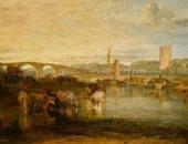 تحفة الفنان JMW Turner تحتفظ بها بريطانيا.. اعرف السبب