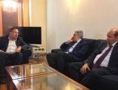 سفير مصر فى روما: محافظ الإسكندرية يختتم زيارته لإيطاليا بلقاء نائب عمدة جنوة