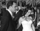 ريا أبى راشد تحتفل بعيد زواجها الثامن.. وتكشف عن 7 صور نادرة من الزفاف