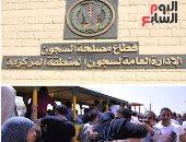 قطاع السجون يوافق على زيارة سجين لزوجته في سجن دمنهور للنساء