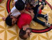 فيديو وصور.. هكذا احتفل الشيخ محمد بن راشد بعيد ميلاده وسط أحفاده