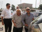 الخميس.. رشوان توفيق يتلقى العزاء فى زوجته بالحامدية الشاذلية
