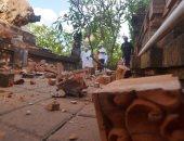 صور.. زلزال جديد بقوة 6.1 درجات يضرب جنوب جزيرة بالى بإندونيسيا