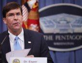 مجلس الشيوخ الأمريكى يصادق على تعيين مارك إسبر وزيرا للدفاع