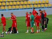استعدادات الجزائر قبل موقعة نهائى أمم أفريقيا 2019 أمام السنغال
