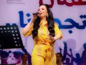 ديانا كرازون مسك ختام مهرجان صيف عمان 2019.. صور