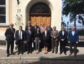 هيئة تنمية الصادرات تبحث دعم وتعزيز سبل التعاون مع وفد سفارة لاتفيا